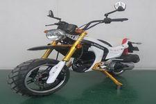 本菱牌HL150-A型两轮摩托车