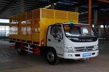 同心牌TX5131XRQ4FT型易燃气体厢式运输车