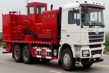 四钻牌SZA5200TYL70型压裂车