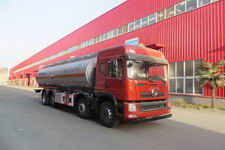 海福龙牌PC5310GFW型腐蚀性物品罐式运输车