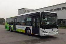 11.5米|10-38座申龙混合动力城市客车(SLK6119ULN5HEVZ)