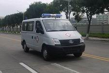 广通客车牌GPY5031XJHSHTT0型救护车图片