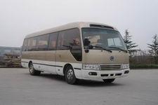 7米福达FZ6700UFBEV纯电动城市客车