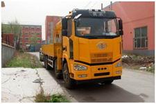 三友牌CAS5311JSQSY型随车起重运输车
