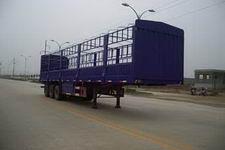 安通牌CHG9400CXY型仓栅式运输半挂车