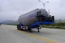 安通13米25吨3轴粉粒物料运输半挂车(CHG9400GFL)