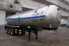 建成牌JC9402GYU型二氧化碳运输半挂车图片
