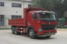 豪沃牌ZZ3257N3847P1型自卸汽車
