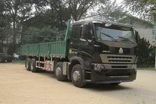 豪沃前四后八货车375马力20吨(ZZ1317N4667P1)