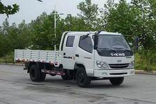 欧铃国四单桥货车124马力5吨(ZB1080TSE3F)