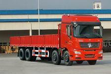 北奔国四前四后八货车271马力12吨(ND12401D46J7)