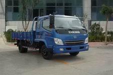 欧铃国四单桥货车124马力5吨(ZB1080TPE3F)