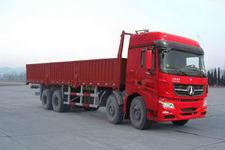 北奔国四前四后八货车271马力18吨(ND13103D37J7)
