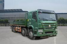 豪沃前四后八货车320马力20吨(ZZ1317N4667E1LB)