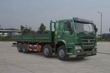 豪沃前四后八货车320马力20吨(ZZ1317N3867E1LB)