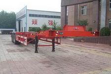路飞15米34吨3轴集装箱运输半挂车(YFZ9406TJZG)