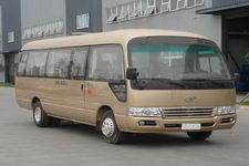 解放牌CDL6700EC型客车