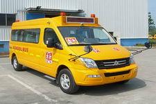 大通牌SH6591A4D4-XA型小学生专用校车图片