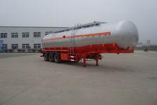 安通牌CHG9403GRY型易燃液体罐式运输半挂车