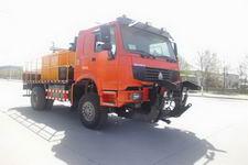 豪沃牌ZZ5167TCXM5227D1型除雪车