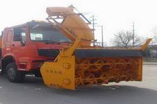 豪沃牌ZZ5167TCXM5227D1型除雪车图片