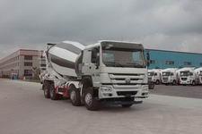安通牌CHG5310GJB型混凝土搅拌运输车图片