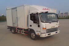 江淮帅铃国四单桥厢式运输车120-131马力5吨以下(HFC5070XXYP73K3C3)