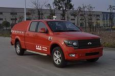 安通牌CHG5030XJE型环境监测车图片
