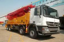 申星牌SG5366THB型混凝土泵车