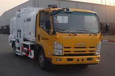 徐工牌XZJ5100TCAQ4型餐厨垃圾车图片