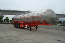 安通牌CHG9401GSY型铝合金食用油运输半挂车图片