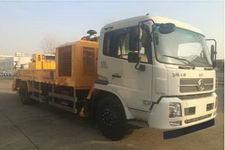 申星牌SG5130THB型车载式混凝土泵车