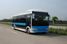 黄海牌DD6821G01型城市客车