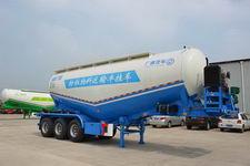 安通9.6米31.4吨3轴中密度粉粒物料运输半挂车(CHG9403GFL)