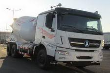 北奔牌ND5250GJBZ22型混凝土搅拌运输车图片