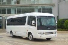 7.5米|10-20座长江混合动力客车(FDE6750TDSHEV01)