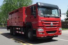 威腾牌BWG5250TFC型稀浆封层车图片