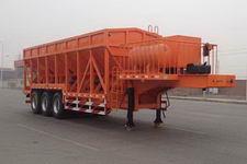 骏彤13米28.8吨3轴除雪半挂车(JTM9400TCX)