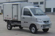 恒润牌HRQ5020XXYBEV型纯电动厢式运输车