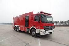 中卓时代牌ZXF5180XXFQC200型器材消防车