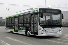 10.5米|14-32座蜀都纯电动城市客车(CDK6105CBEV)