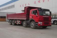 神狐前四后八自卸车国四265马力(HLQ3310CA80)