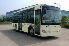 8.5米上饶SR6850BEVG1纯电动城市客车