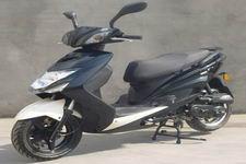 琪盛牌QS50QT-3型两轮轻便摩托车图片