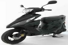林海雅马哈牌LYM100T-5型两轮摩托车图片