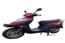 鹏城牌PC125T-19型两轮摩托车图片
