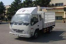 金杯牌SY2815PCS1N型仓栅低速货车