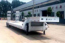 瑞图15米29.5吨6轴低平板半挂车(LYT9409TDP)