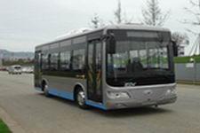 8.4米解放CA6840URBEV22纯电动城市客车