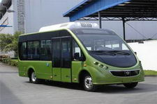 6.8米恒通客车CKZ6680HBEV纯电动城市客车